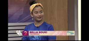 Bella Souki on KHON 2