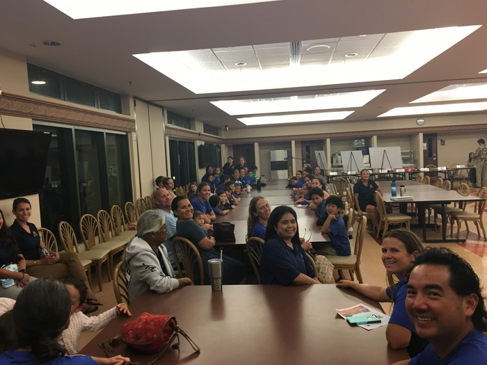Waimanalo Neighborhood Board Meeting Nov 5 2018